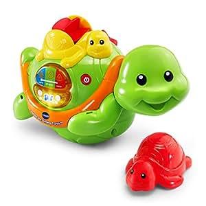 vtech baby safe turtle thermometer toy vtech baby toys games. Black Bedroom Furniture Sets. Home Design Ideas