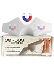 CORDUS Eficaz coadyuvante para Ciática, Hernias Discales, Escoliosis, Lumbalgia, Dolores Hombros y Cadera Tratamiento en casa / Garantía de satisfacción 30 días / Patentado