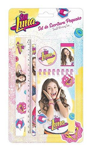 Soy Luna - Set papelería, 5 piezas (Safta 311626780)