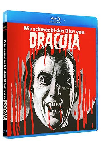 Wie schmeckt das Blut von Dracula - Hammer Edition Nr. 21 [Blu-ray]