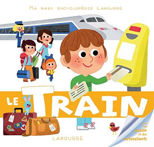 Le train par Elisabeth de Lambilly