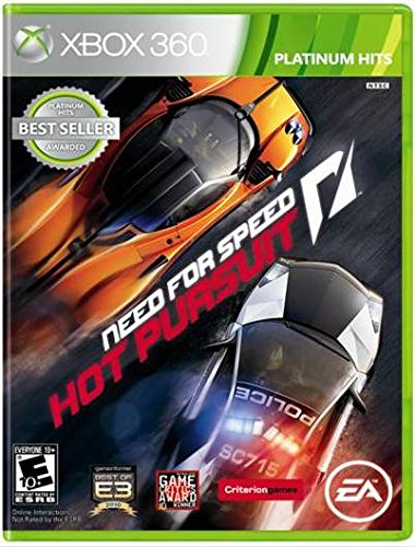Need for Speed: Hot Pursuit, XBOX 360 by Electronic Arts Xbox-need For Speed Hot Pursuit