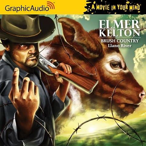 Elmer Kelton - Brush Country (2 of 2) - Llano River by Elmer Kelton (2011-11-01)
