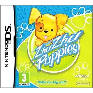 Zhu Zhu Pets: Puppies - Game Only (Nintendo DS)