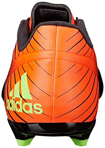 Adidas Performance Messi 15.2 Chaussures de football, noir / choc Vert / solaire Rouge, 6,5 M nous Black/Shock Green/Solar Red