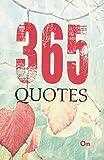 365 Quotes [Jan 01, 2016] Om Books ...