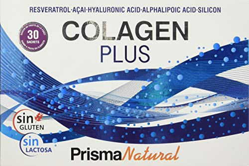 Colagen Plus Anti-Aging 30 sobres de Prisma Natural