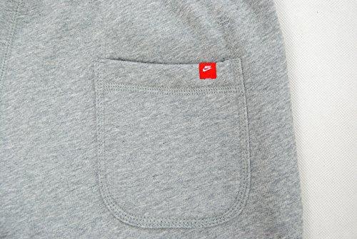 Nike Herren Brushed Fleece Pant, Hose Greys