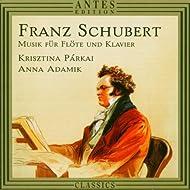 Franz Schubert: Musik fuer Floete und Klavier