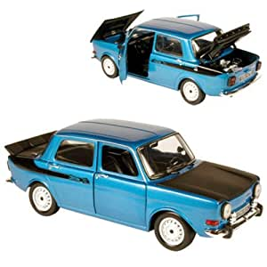 Norev - 185698 - Véhicule Miniature - Simca 1000 Rallye 2