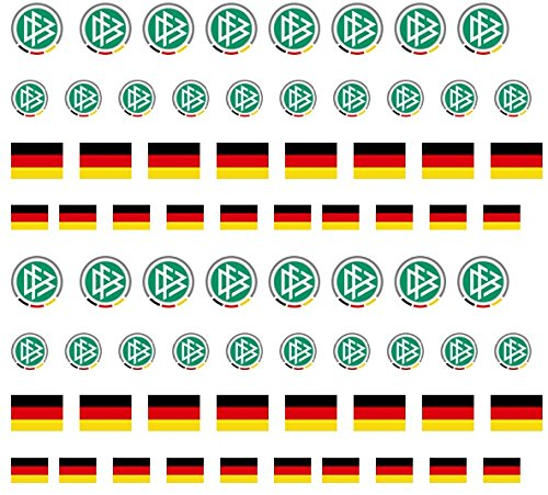# Allemagne Nail Art Stickers #
