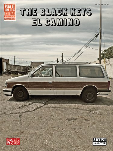 The black keys: el camino piano, voix, guitare (Play It Like It Is)