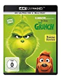 Der Grinch (4K Ultra HD) (+ Blu-ray 2D)