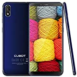 Cubot J3 Dual SIM Android Go Ultra dünn Smartphone ohne Vertrag,5 Zoll (18:9) Touch-Display, 16GB + 1GB, Quad-Core Prozessor,