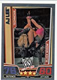 Slam Attax Superstars AJ Lee Signature Move Karte