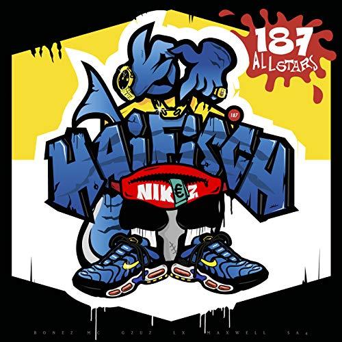 outlet store sale ab2b5 59d6f HaifischNikez Allstars  Explicit   feat. Bonez MC   Gzuz   Sa4  von LX and  Maxwell bei Amazon Music - Amazon.de