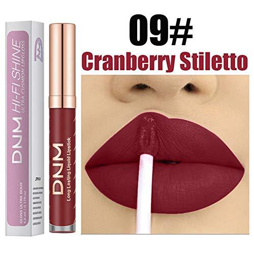 12 Farben Waterproof Long Lasting Matte Liquid Lipstick Beauty Lip Gloss Langlebiger Lippenstift...