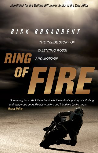 Ring of Fire (English Edition)
