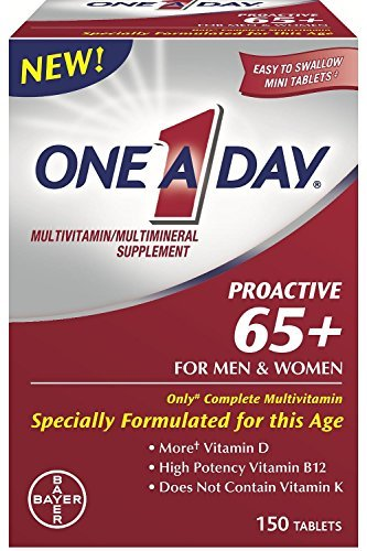 one-a-day-proactive-65-multivitamins-150-count-2-pack-by-one-a-day