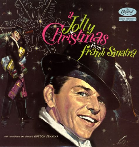 A Jolly Christmas From Frank Sinatra - Rainbow Rim Rainbow Rim