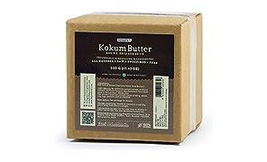 Keynote Kokum Butter (Natural, Raw, Unrefined & Non-Deodorized) 500 Grams