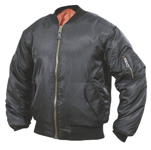 mens-ma1-us-air-force-flight-pilot-bomber-jacket-us-air-force-xl-44-46-black