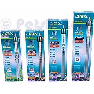 JBA Submersible Aquarium Heater 25W/50W/100W/200W/300W/500W Fish Tank Thermostat- UK PLUG (25W) 8