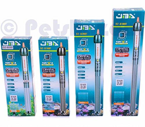 JBA Submersible Aquarium Heater 25W/50W/100W/200W/300W/500W Fish Tank Thermostat- UK PLUG (25W) 1