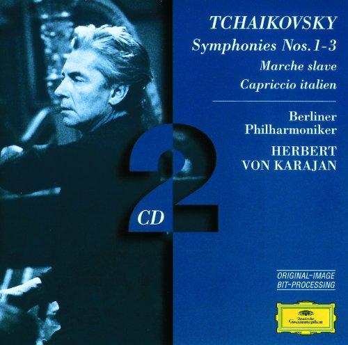 Tchaikovsky: Symphonies Nos.1 ...