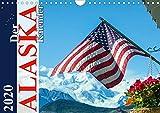 Der Alaska Kalender CH-Version (Wandkalender 2020 DIN A4 quer): Ein Monatskalender mit 12 wunderschönen Fotos, aufgenommen in der Wildnis Alaskas. (Monatskalender, 14 Seiten ) (CALVENDO Natur) - Max Steinwald