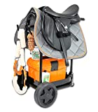 Sattelcaddy Sattelwagen Sattelkarre klappbar