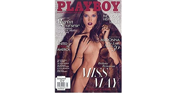 brittany brousseau playboy