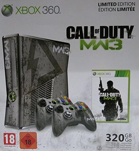 Microsoft Xbox 360 Slim, Call of Duty: Modern Warfare 3 Edition, 320GB