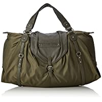 Scooter Synthetic Duffle Bag For Women - Sport & Outdoor Duffle Bags - Green,MS37681313_blau