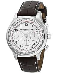 Montre  Baume & Mercier  - Affichage  bracelet   et Cadran  MOA10041