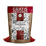 250 g de Páprika Picante en polvo / Guindilla roja / Ají dulce + extra picante   Pimiento Morrón   Pebrera  Ají Páprika  Rica combinación con ajo   Condimento esencial de la cocina para muchas recetas