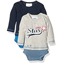 Twins Unisex Baby Bodysuit (Pack of 2)