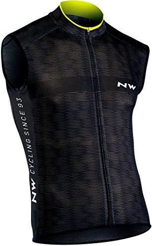 Northwave Blade Air 3 Fahrrad Body Shirt schwarz 2018: Größe: XL (52)