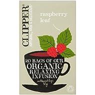 Clipper Clipper Organic Infusion Raspberry Leaf 20 Tea bags, 50g