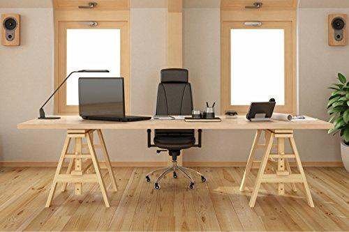 rotelle per Sedia di Ricambio Solide e silenziose WILD OX Ruote Sedia Ufficio Perno: 11x22mm