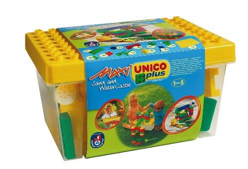 Unico Maxi 8812 - Juego de construcción de castillo (30 piezas)