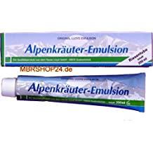 Alpenkräuter-Emulsion 200 ml