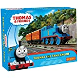 Hornby Thomas The Tank Engine Train Set (Blue)