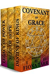 Covenant of Grace Boxed Set 1-3: Destiny of Kings, Seed of Hope, Legacy of Power