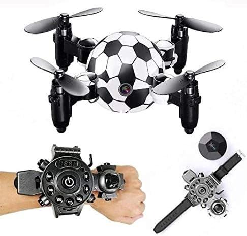 Mini Drone Pliable pour Les  s et Les débutants, 6-Axis Gyroscope WiFi Quadcopter télécomFemmede Drone avec caméra d'altitude Tenir Mode Headless contrôle Facile | De Première Qualité