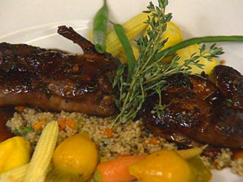 Chefs: George Perrier, Michael Lomonaco, and Leslie Miller -