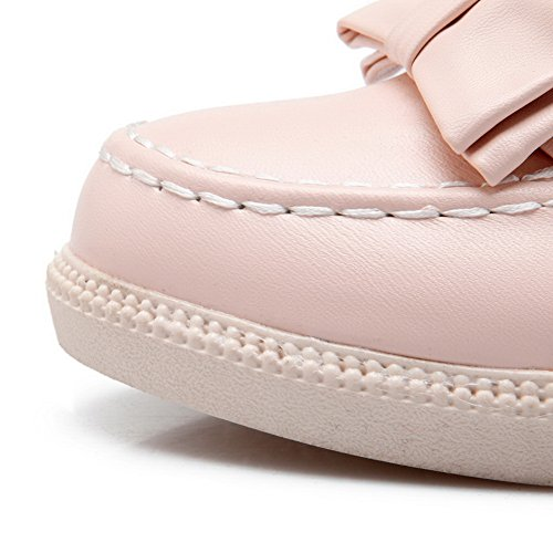 Balamasa - Chaussures Plateforme Rose Pour Femme
