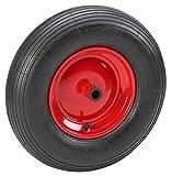 Meister 810150 - Rueda para muebles   (400 mm, llanta de acero)