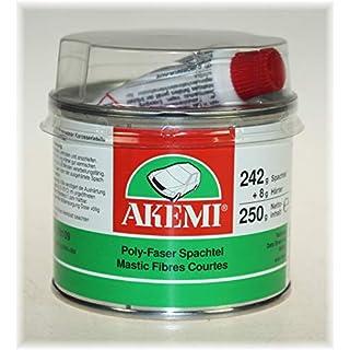 Akemi POLY-FASER-SPACHTEL 250 Gramm
