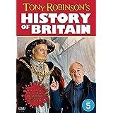 Tony Robinsons History Of Britain [Edizione: Regno Unito]